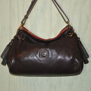 Dooney & Bourke Tmoro Florentine Hobo Bag EUC